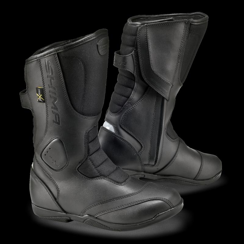 d522e0948f6 Dámské boty na motorku Shima Strada