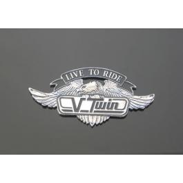 Emblem Highway Hawk V-Twin