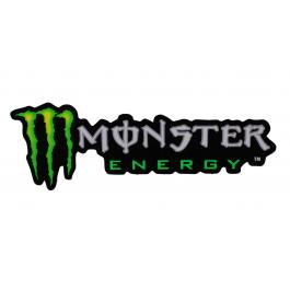 Nálepka Green Monster Energy 2