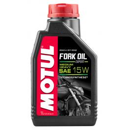 Olej do tlumičů Motul Fork Oil 15W 1L